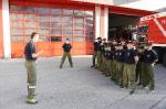 Gemeinsame 24-Stunden-Übung von vier Feuerwehrjugendgruppen 2018
