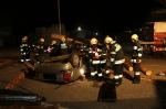 Uebung Verkehrsunfall