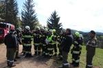 Waldbrandübung Kömmel_100