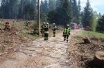 Waldbrandübung Kömmel_124