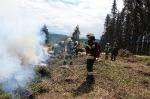 Waldbrandübung Kömmel_127