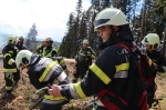 Waldbrandübung Kömmel_130
