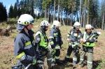 Waldbrandübung Kömmel_131