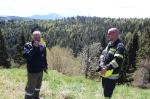 Waldbrandübung Kömmel_137