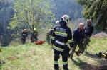 Waldbrandübung Kömmel_144