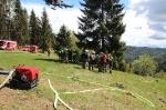 Waldbrandübung Kömmel_165