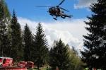 Waldbrandübung Kömmel_169