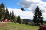 Waldbrandübung Kömmel_180
