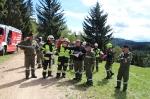Waldbrandübung Kömmel_89