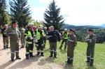 Waldbrandübung Kömmel_90